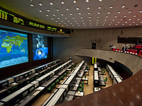 Russian Mission Control Centre